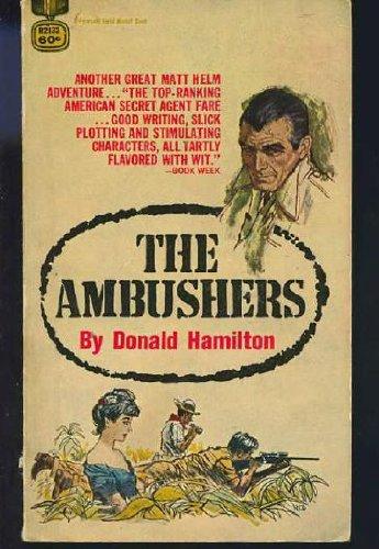 9780449128411: The Ambushers (Matt Helm)