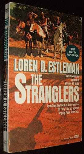 9780449128480: The Stranglers (Page Murdock, US Deputy Marshall, Book 4)