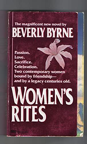 9780449129036: Women's Rites