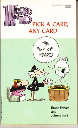 9780449129234: WIZARD ID PICK A CARD (Wizard of Id)