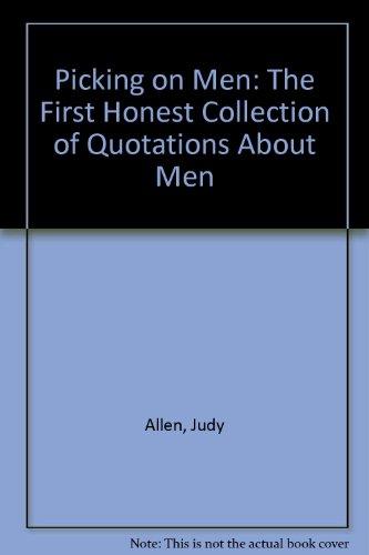 9780449129357: Picking on Men