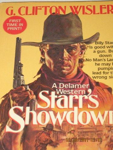 9780449129531: Starr's Showdown