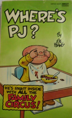 9780449129746: Where's PJ?