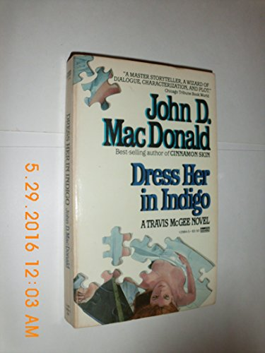 9780449129845: Dress Her in Indigo