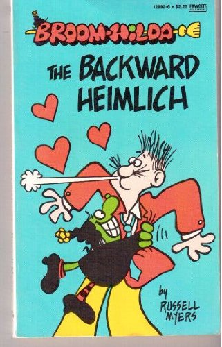 9780449129920: Broom-Hilda: The Backward Heimlich