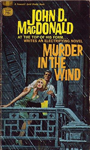 9780449129975: Murder in the Wind