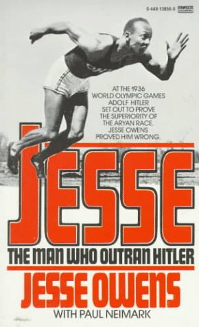 9780449130568: Jesse: The Man Who Outran Hitler