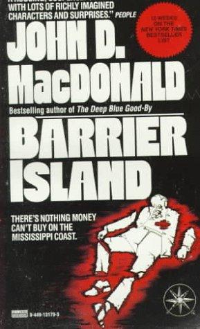 9780449131794: Barrier Island