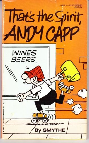 That's the Spirit, Andy Capp (0449132021) by Reginald Smythe