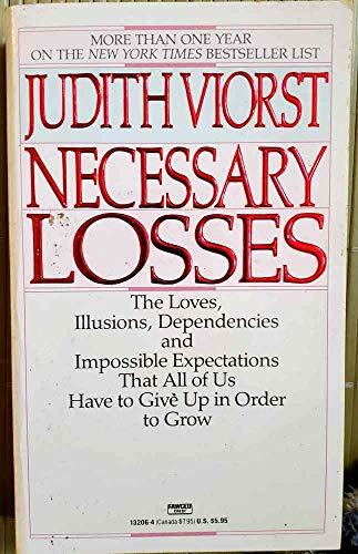 9780449132067: Necessary Losses