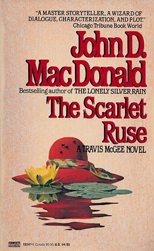 9780449132470: The Scarlet Ruse