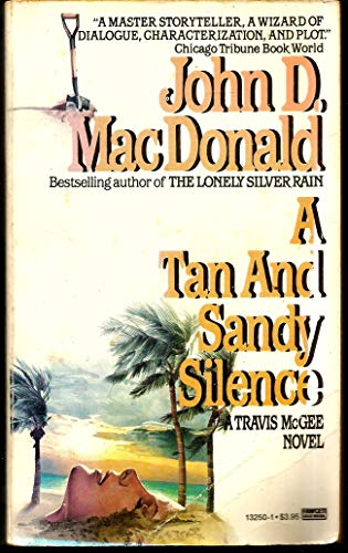 9780449132500: A Tan and Sandy Silence
