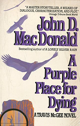 A Purple Place for Dying: MacDonald, John D.