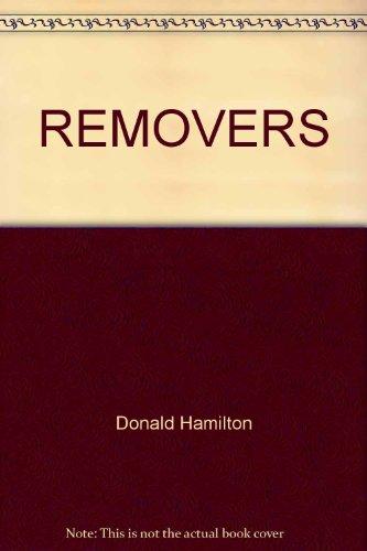 9780449133378: REMOVERS by Donald Hamilton