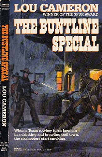 The Buntline Special: Lou Cameron