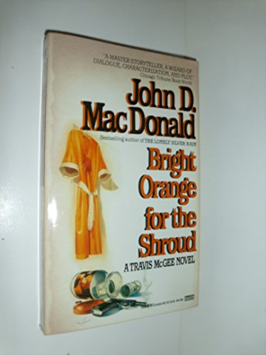 9780449133583: Bright Orange for the Shroud