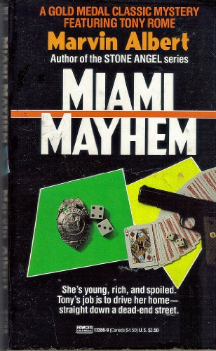 MIAMI MAYHEM: Albert, Marvin
