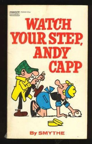 9780449135624: Watch Your Step, Andy Capp