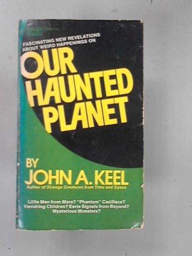 9780449135808: Our Haunted Planet
