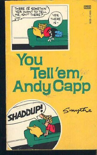 9780449135945: You Tell 'em, Andy Capp