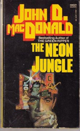 9780449136218: Neon Jungle