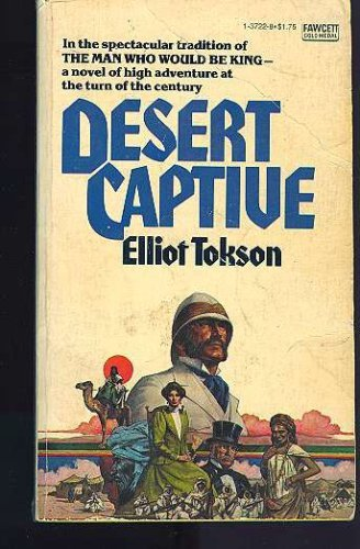 9780449137222: Desert Captive