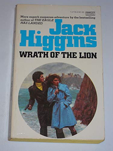 9780449137390: Wrath of the Lion