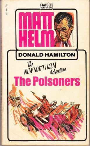 The Poisoners (9780449137802) by Donald Hamilton