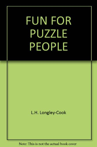 9780449138045: Fun for Puzzle People