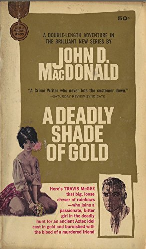 9780449138151: Deadly Shade of Gold