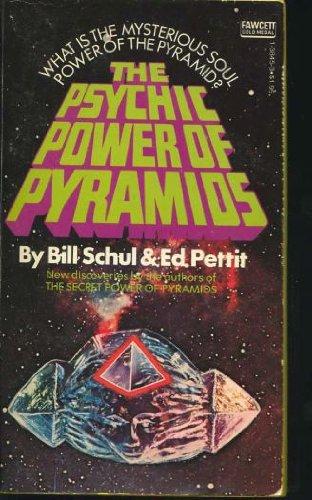 9780449138458: PSYCHIC PWR PYRAMIDS