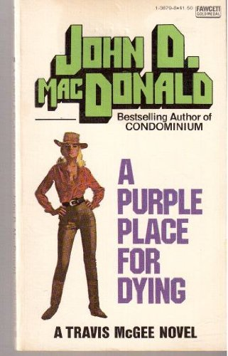 9780449138793: A Purple Place for Dying (A Travis McGee Novel)