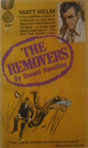 9780449139295: REMOVERS by Donald Hamilton