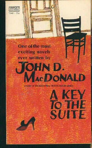 9780449139950: Key to the Suite