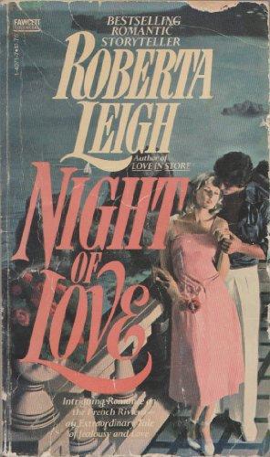 9780449140710: Night of Love