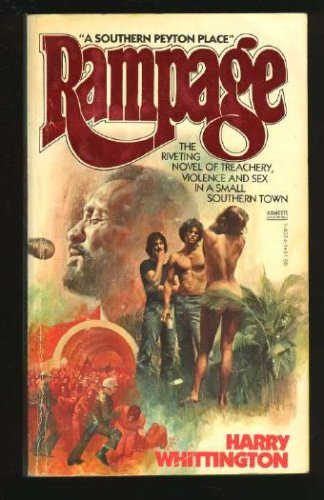 Rampage: Harry Whittington