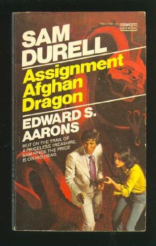9780449140857: Assignment Afghan Dragon (Sam Durell)