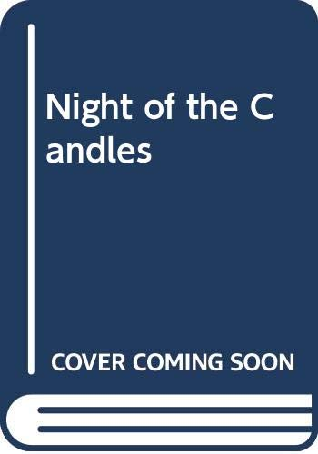 9780449140932: Night of the Candles