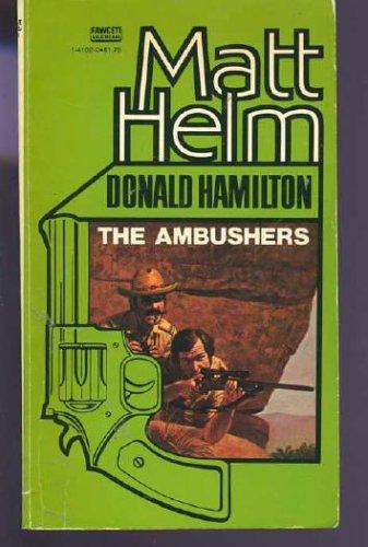 9780449141021: The AMBUSHERS