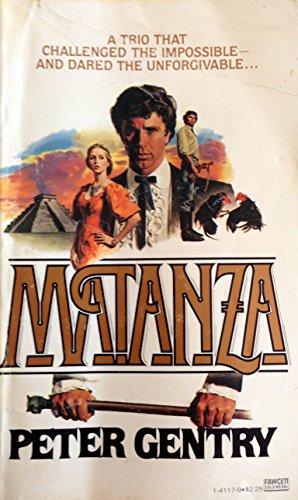 9780449141175: Matanza