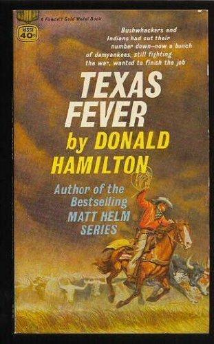 9780449141229: Texas Fever