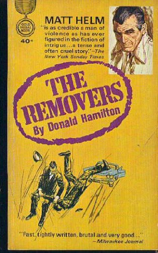 9780449141571: REMOVERS