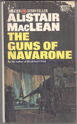 9780449141717: Guns of Navarone