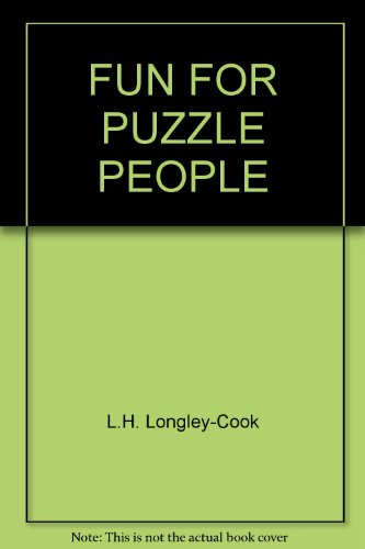9780449142226: Fun for Puzzle People