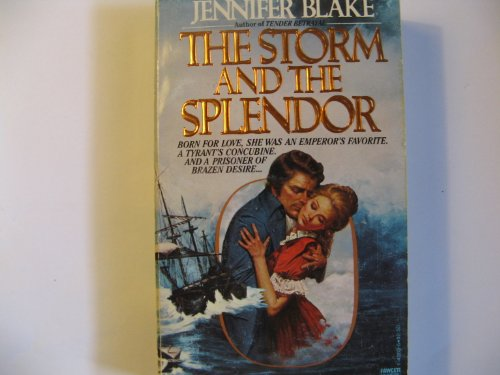 9780449142820: The Storm and The Splendor