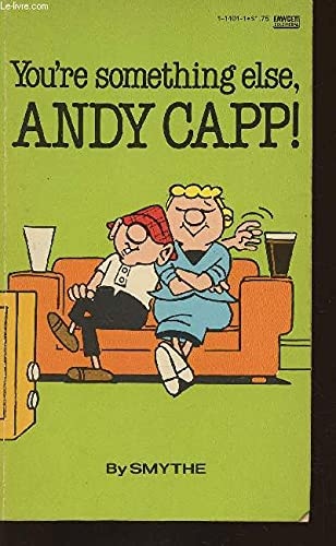 9780449144015: You're Something Else, Andy Capp!