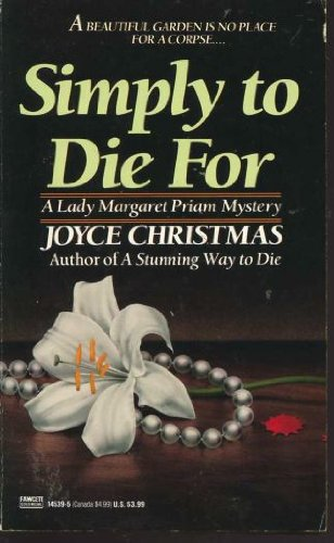 Simply to Die For: Joyce Christmas