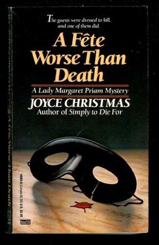 Fete Worse than Death: Christmas, Joyce