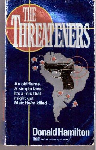 9780449146811: The Threateners (A Matt Helm book)