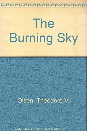 9780449146910: The Burning Sky